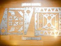 P3Steel Prusa i3 3d Printer Steel Frame P3Steel Build Log